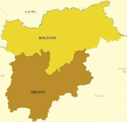 Trentino Alto Adige Cartina Geografica Fisica.Ordine Regionale Dei Chimici E Dei Fisici Del Trentino Alto Adige Nuova Sezione Trentino Alto Adige Sudtirol Della Societa Chimica Italiana
